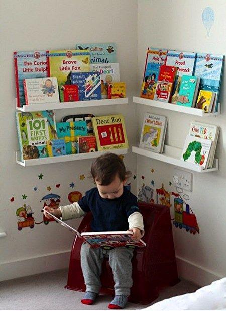 Dicas de Móveis para Decoração de Quarto Infantil