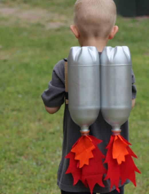 Dicas de Artesanato Infantil com Garrafa Pet