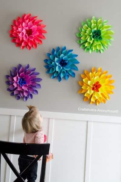Dicas de Decoração para Fazer com Crianças