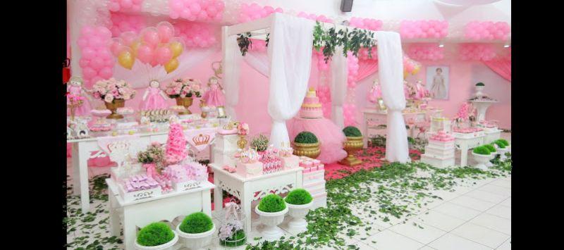 Opções de Decoração para Festa Infantil Provençal