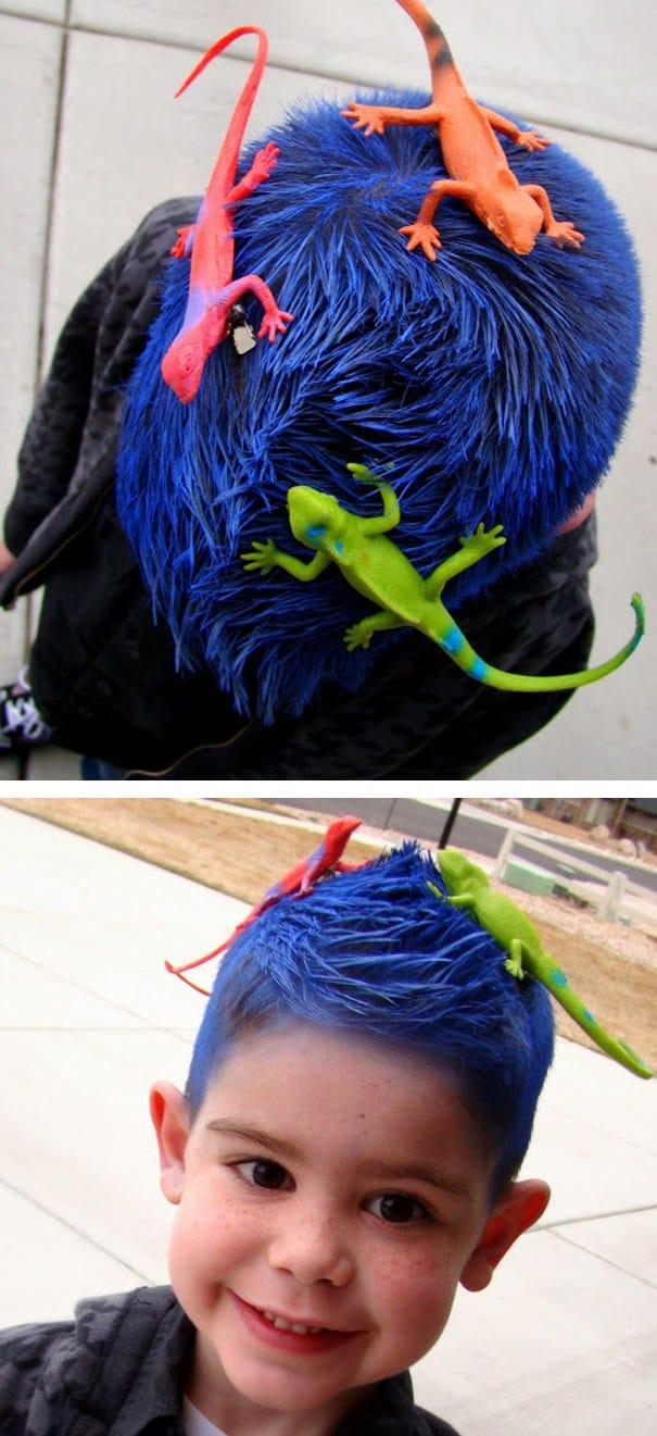 Dicas de Penteado Infantil para o Carnaval