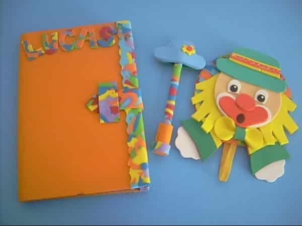 Dicas de Artesanato Infantil em EVA