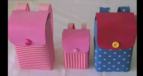 Dicas de Artesanato Infantil com Caixa de Leite