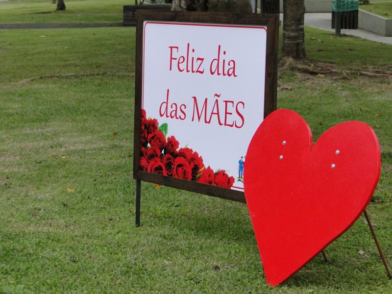 Dicas de Decoração Infantil para Dia das Mães na Escola