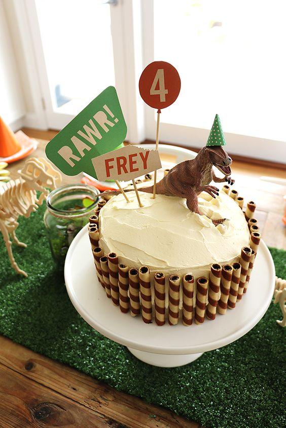 cobertura para bolo de aniversario infantil