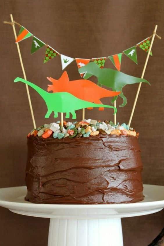 como decorar bolo de aniversario infantil