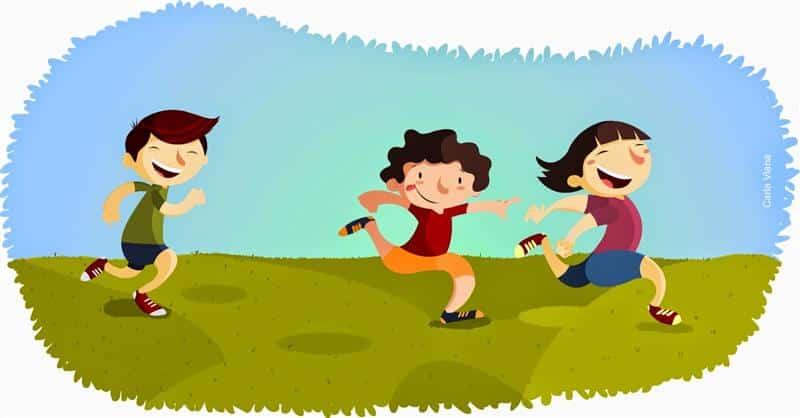 Atividades recreativas para maternal