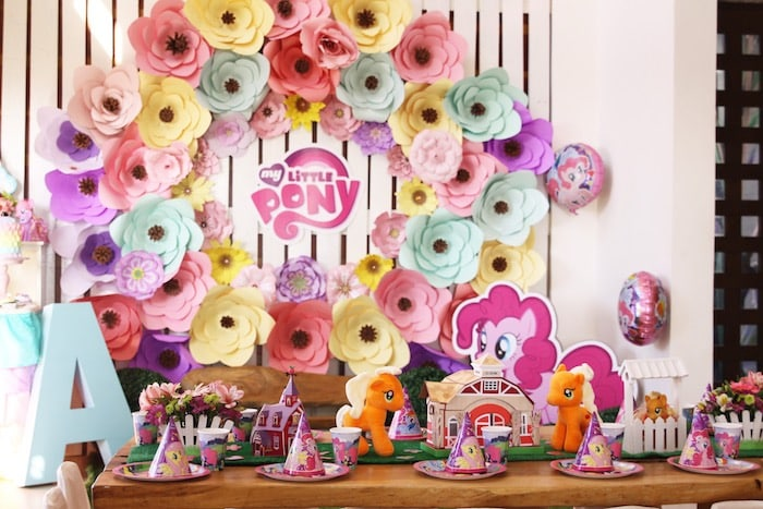 tema infantil My Little Pony