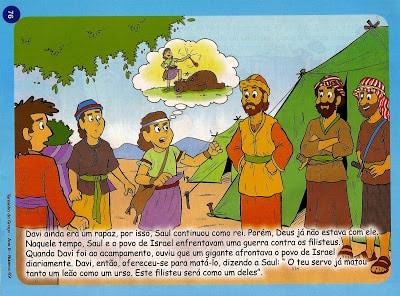 histórias bíblicas infantil