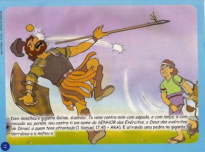 historias bíblicas para jovens