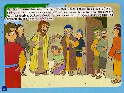 história bíblica infantil ilustrada para imprimir