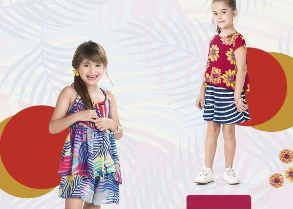 moda infantil macaquinhos