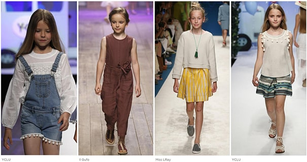 moda infantil chique