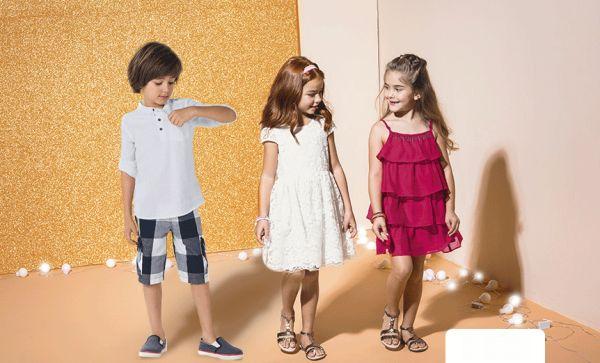 moda infantil fofa