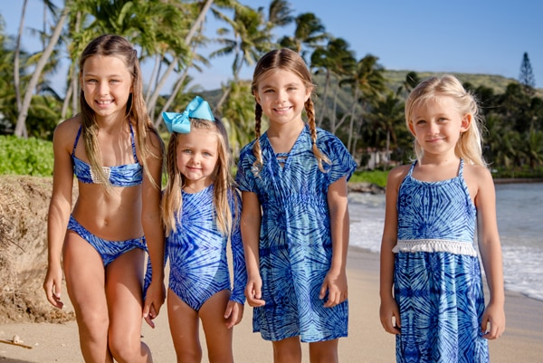 moda infantil saida de praia