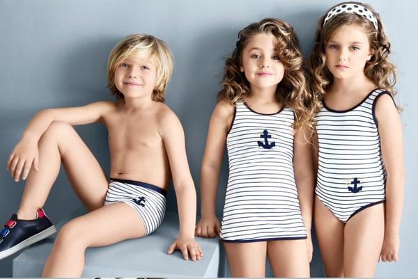 moda infantil marinheiro