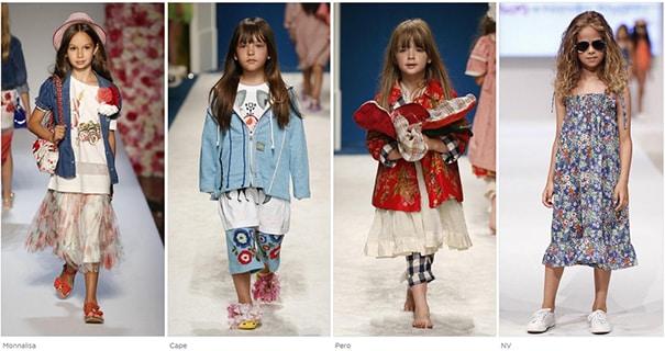moda infantil roupas