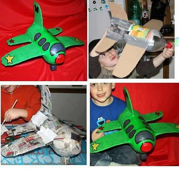 brinquedo pedagogico aviao
