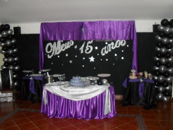 festa de 15 anos cores