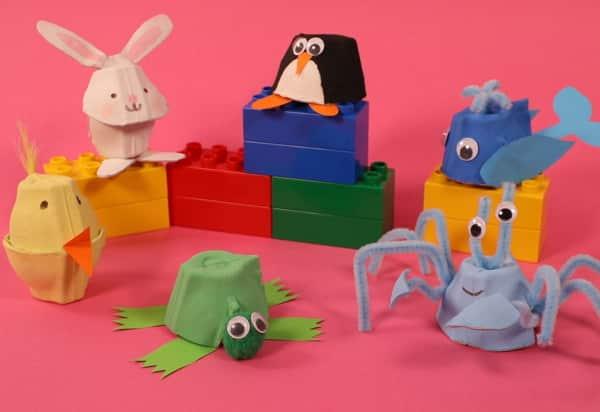 brinquedo pedagogico animais