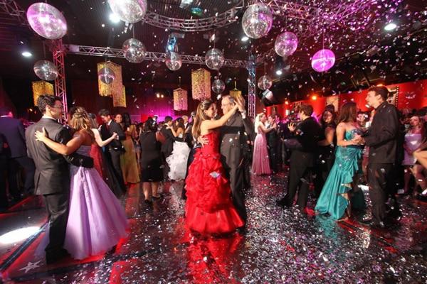festa de 15 anos dança