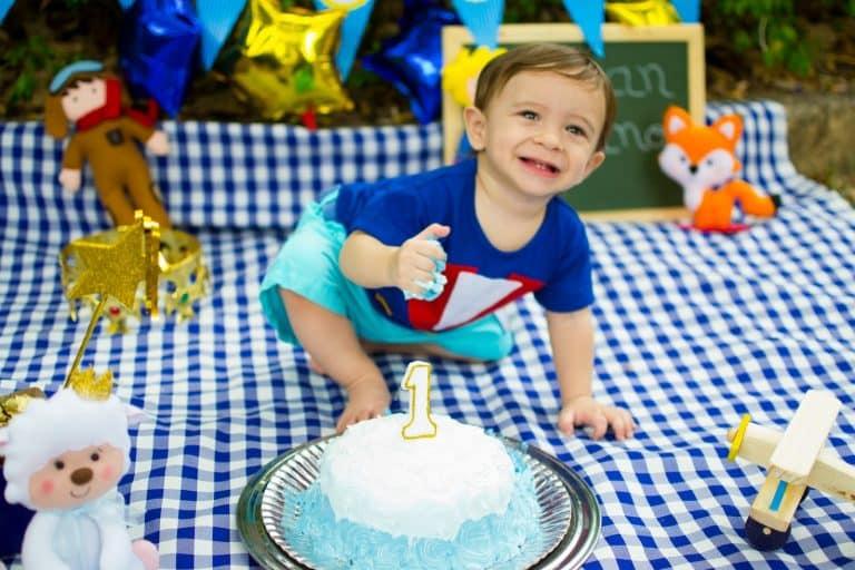 Smash the cake barata