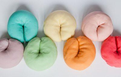 massinha colorida