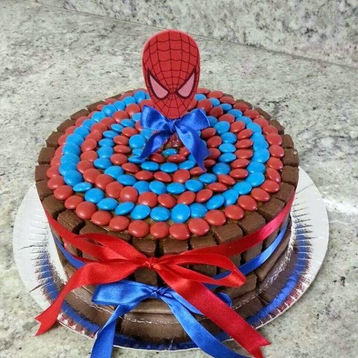 Espao infantil simples bolo do homem aranha 25 espao infantil simples bolo do homem aranha 25 altavistaventures Image collections