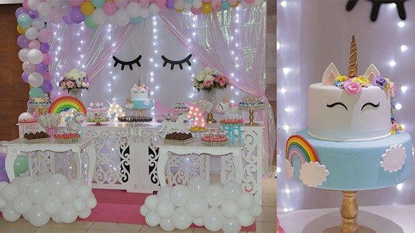 unicornio festa