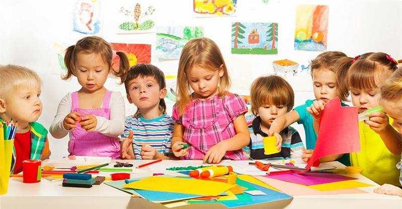 importância da rotina da educação infantil