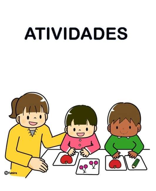 atividades de rotina na educação infantil