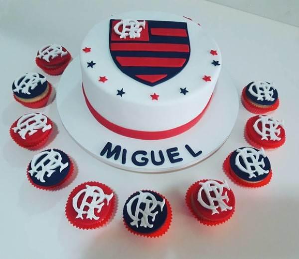 ideias de bolo do flamengo