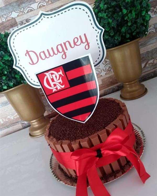 topo de bolo do flamengo