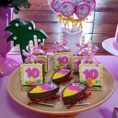 doces de festa infantil decorados