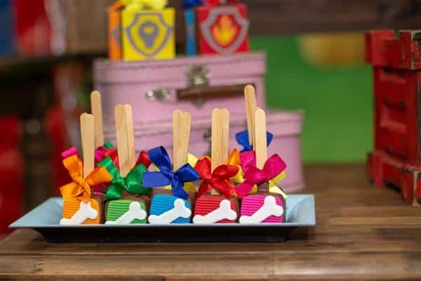 doces para festa infantil simples e barato