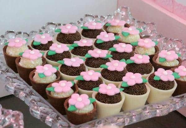 como fazer doces para festa infantil