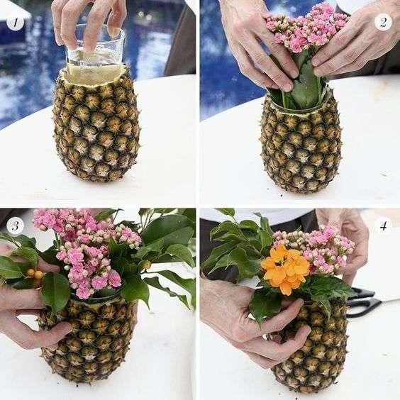 ideias para festa tropical