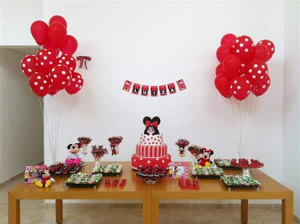 como fazer decoração com balões para festa infantil