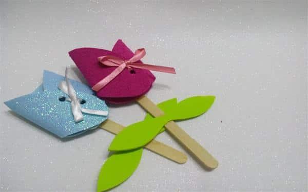 flor de eva para educação infantil