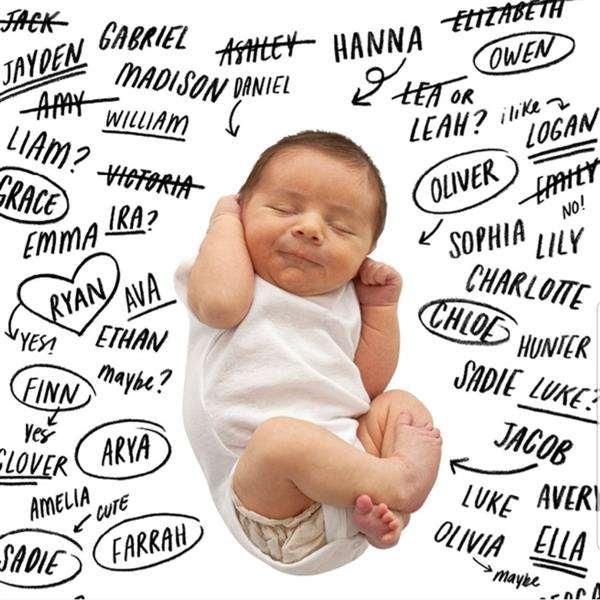 nomes de bebês masculinos