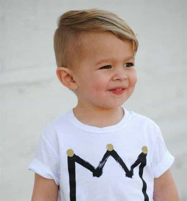 cortes de cabelo para menino