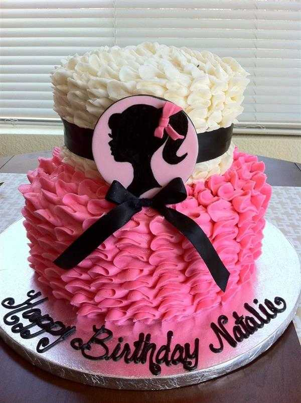 bolo de 2 andares