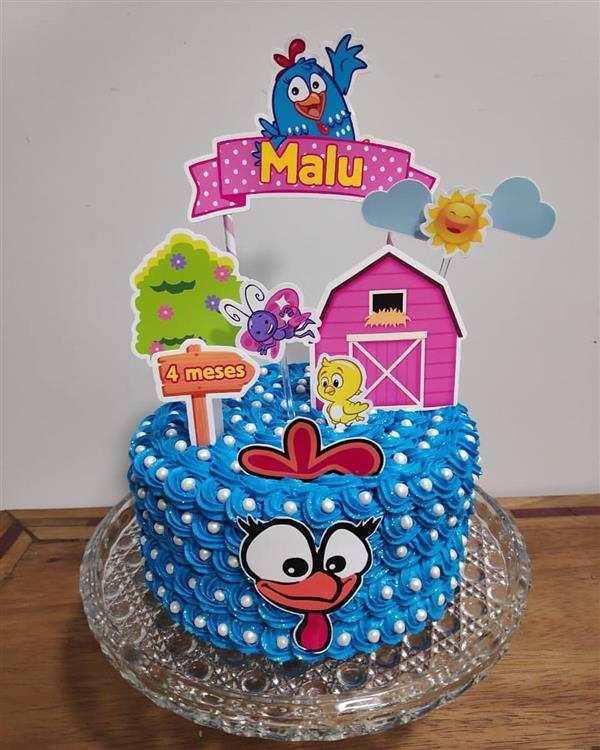 bolo decorado com perolas