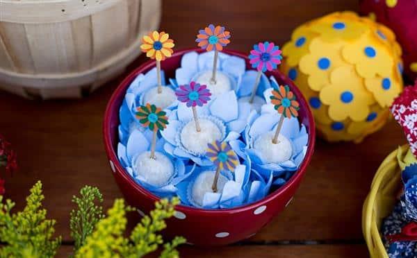 doces de festa