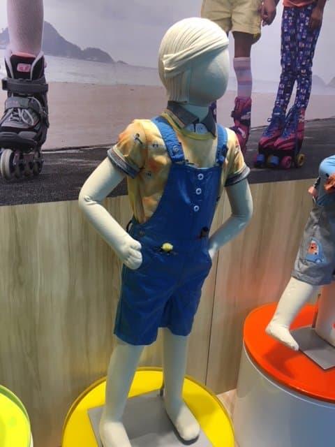 moda infantil 2020