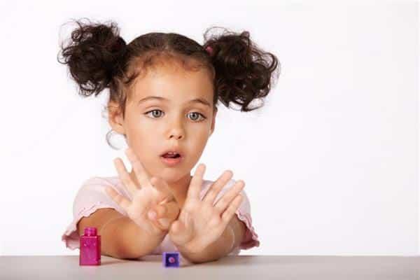 Penteado para Cabelo Cacheado Infantil