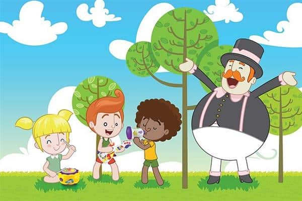 melhores desenhos infantis
