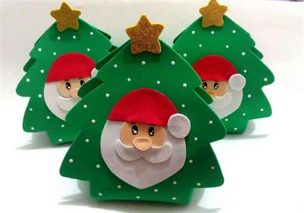 Ideias de lembrancinhas de Natal