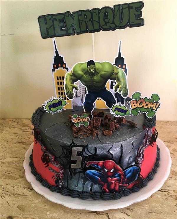 homem aranha e hulk juntos