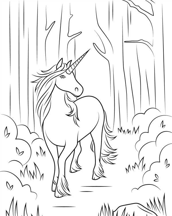 unicornio bem bonito